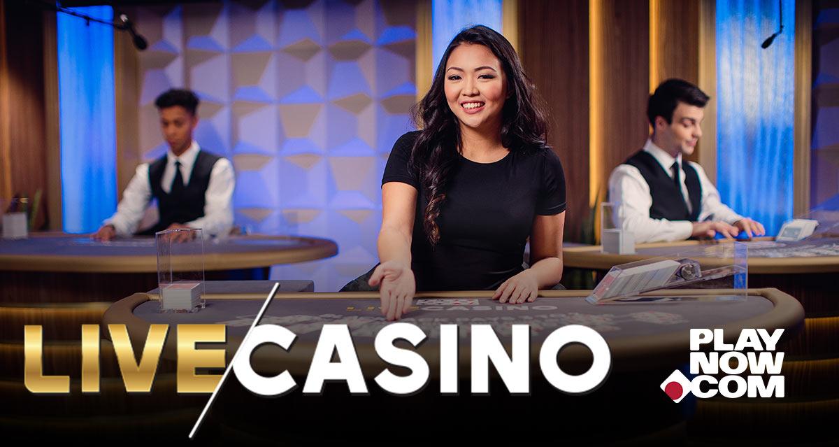 Live Casino Image