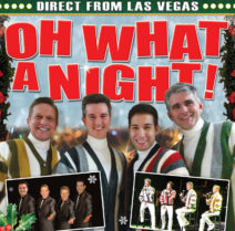 Oh What a Night concert poster picture