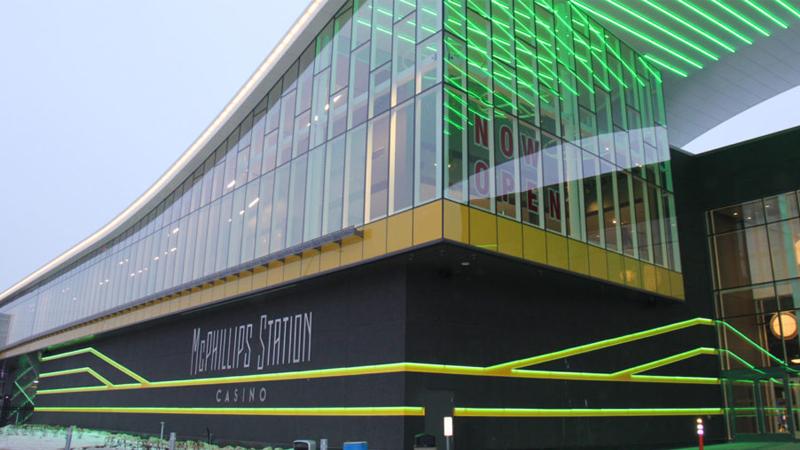 Mcphillips Station Casino Hotel