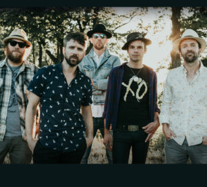 The Trews band picture
