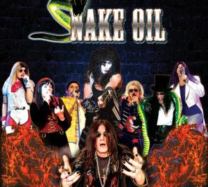 Snake Oil Photo